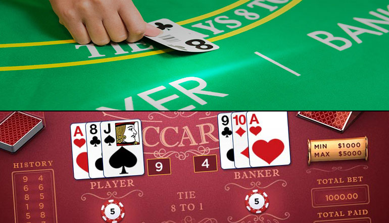 Great Benefits of playing online baccarat