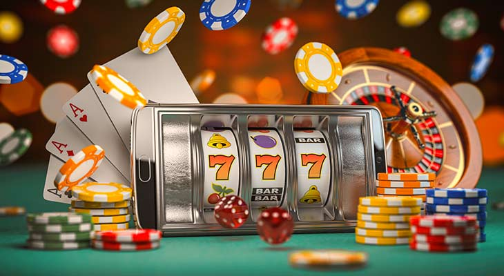 Know the basic rules of online slots