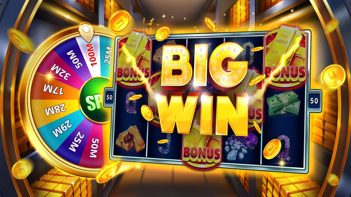 Why you should play slot games online?